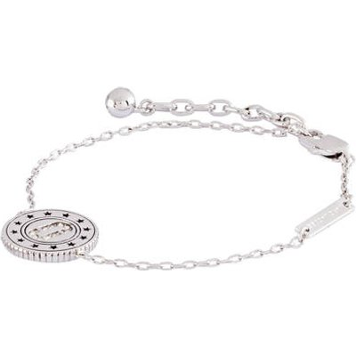 Marc Jacobs Armband Double Sided silber