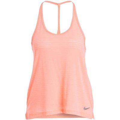 NIKE Nike Tanktop Miler orange