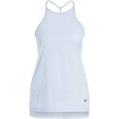 NIKE Nike Tanktop Flex blau