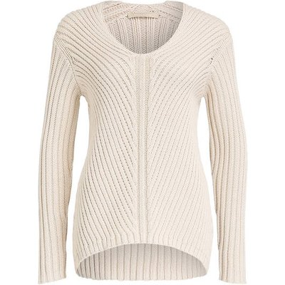 MARC O'POLO Marc O'polo (White Label) Pullover weiss