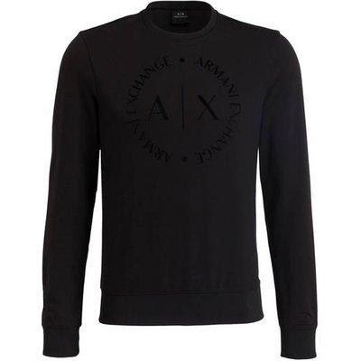 ARMANI EXCHANGE Armani Exchange Sweatshirt schwarz