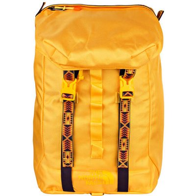 The North Face Rucksack Lineage 23 L gelb