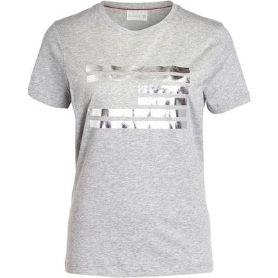 TOMMY HILFIGER Tommy Hilfiger T-Shirt Icon Tess grau