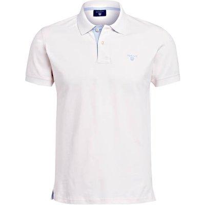 GANT Gant Piqué-Poloshirt weiss