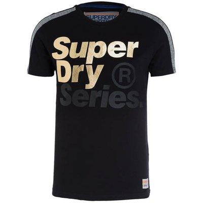 SUPERDRY Superdry T-Shirt schwarz