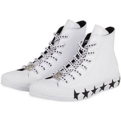 Converse Hightop-Sneaker Chuck Taylor weiss