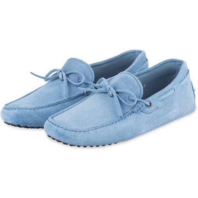 TOD'S Tod's Mokassins Gommino blau