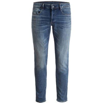 G-Star Raw Jeans Slim Fit blau
