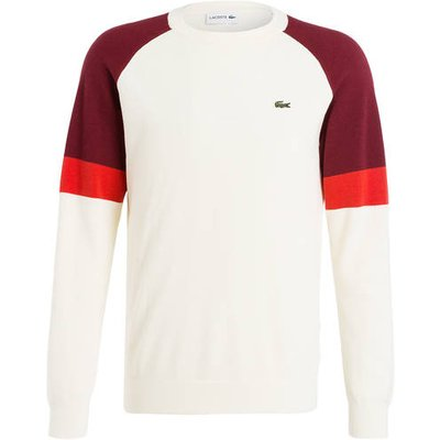 LACOSTE Lacoste Pullover rot