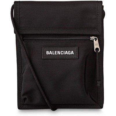 BALENCIAGA Balenciaga Umhängetasche Explorer schwarz