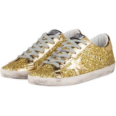 GOLDEN GOOSE Golden Goose Deluxe Brand Sneaker Superstar gold