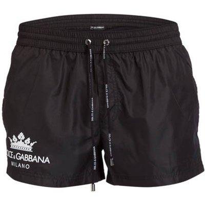 DOLCE & GABBANA Dolce&Gabbana Badeshorts schwarz