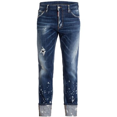 DSQUARED2 dsquared2 Jeans Cool Guy Slim Fit blau