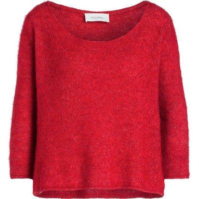 AMERICAN VINTAGE American Vintage Pullover Woxilen rot