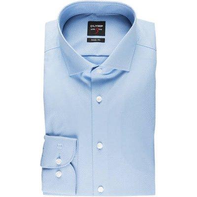OLYMP Olymp Hemd Level Five Body Fit blau