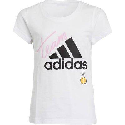 ADIDAS Adidas T-Shirt Id weiss