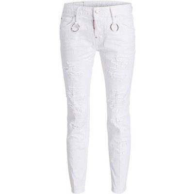 DSQUARED2 dsquared2 Jeans Cool Girl weiss