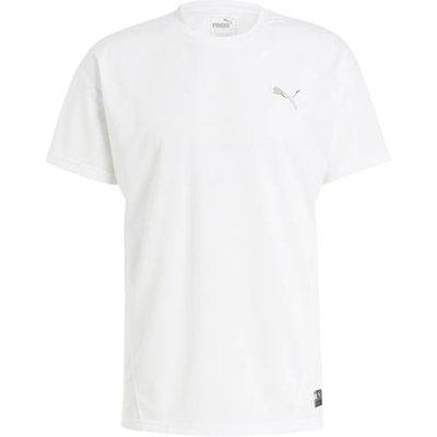 PUMA Puma T-Shirt A.C.E. weiss