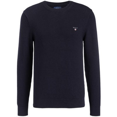 GANT Gant Pullover blau
