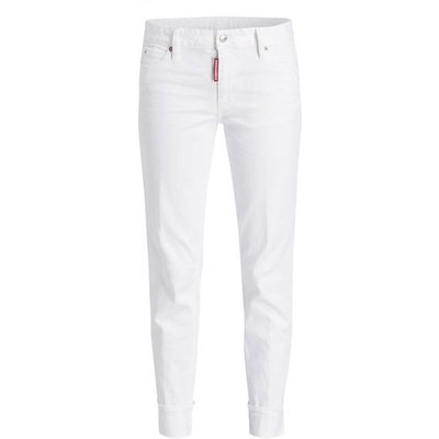 DSQUARED2 dsquared2 Jeans Skinny Fit weiss