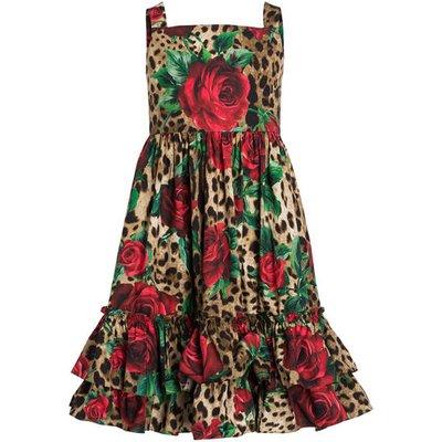 DOLCE & GABBANA Dolce&Gabbana Kleid rosa