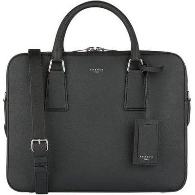 SANDRO Sandro Business-Tasche gruen