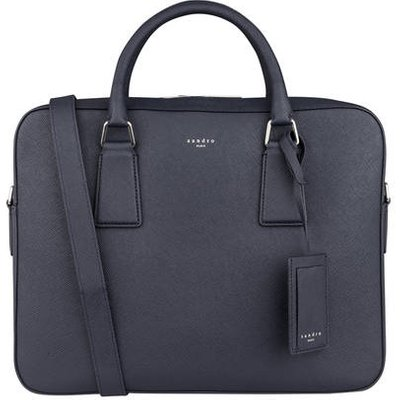 SANDRO Sandro Business-Tasche blau