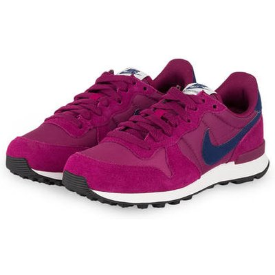 NIKE Nike Sneaker Internationalist rot