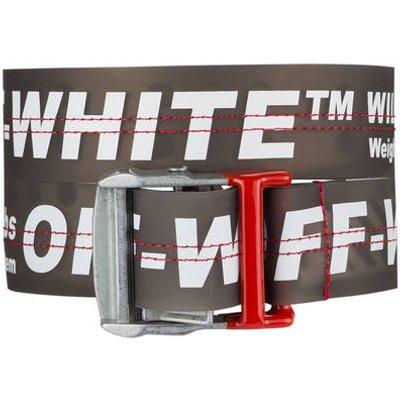 Off-White Gürtel Industrial gruen
