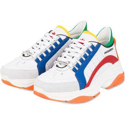 DSQUARED2 dsquared2 Sneaker Bumpy 551 gruen