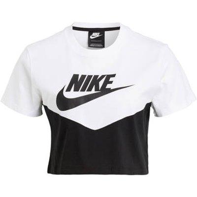 NIKE Nike Cropped-Shirt Heritage rot