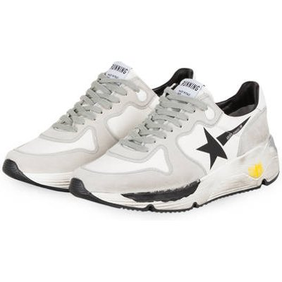 GOLDEN GOOSE Golden Goose Deluxe Brand Sneaker Running Sole weiss