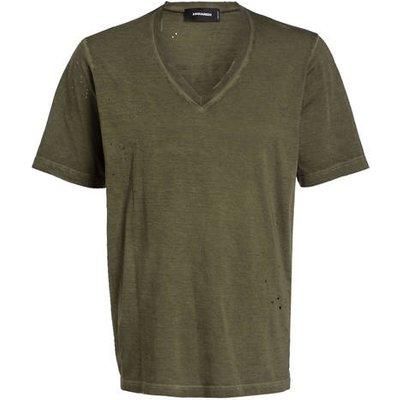 DSQUARED2 dsquared2 T-Shirt gruen