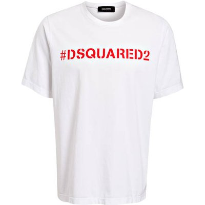 DSQUARED2 dsquared2 T-Shirt weiss