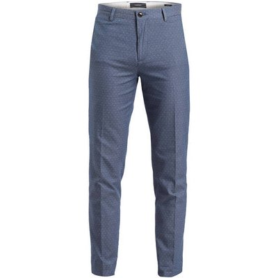 SCOTCH & SODA Scotch & Soda Chino Stuart Regular Slim Fit grau