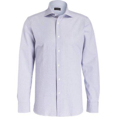 ERMENEGILDO ZEGNA Ermenegildo Zegna Hemd Regular Fit blau