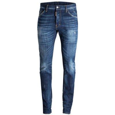 DSQUARED2 dsquared2 Jeans Skinny Fit blau