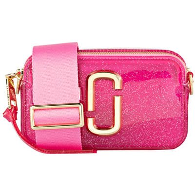 MARC JACOBS Marc Jacobs Umhängetasche The Jelly Snapshot pink