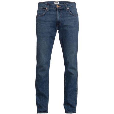 Wrangler Jeans Greensboro Regular Fit blau