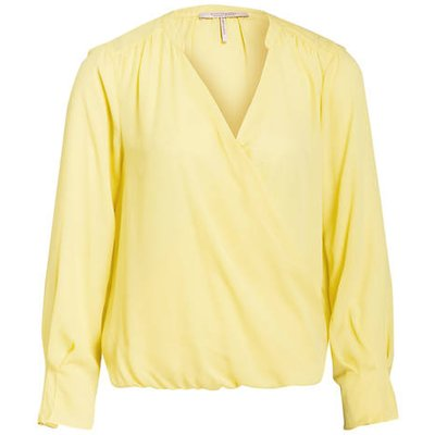 SCOTCH & SODA Scotch & Soda Blusenshirt gelb