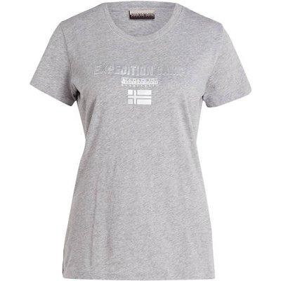 NAPAPIJRI Napapijri T-Shirt Sonte grau
