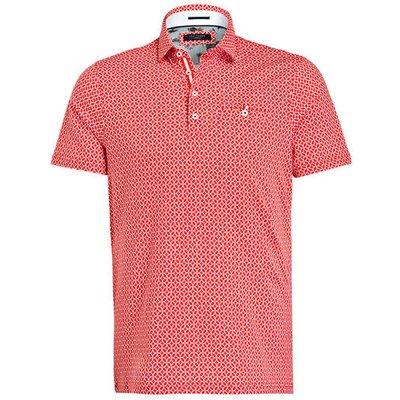 TED BAKER Ted Baker Jersey-Poloshirt Badant orange