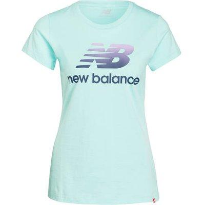 New Balance T-Shirt Essentials 90s gruen