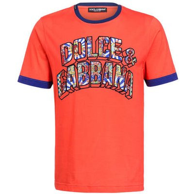 DOLCE & GABBANA Dolce&Gabbana T-Shirt orange