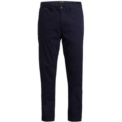 Scotch & Soda Chino Stuart Regular Slim Fit blau