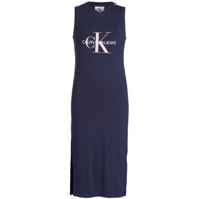CALVIN KLEIN Calvin Klein Kleid blau