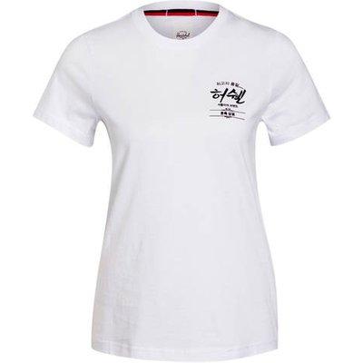 HERSCHEL Herschel T-Shirt weiss