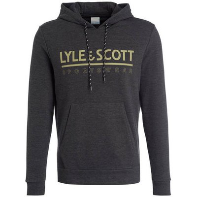 LYLE & SCOTT Lyle & Scott Hoodie grau