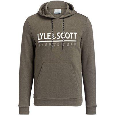 LYLE & SCOTT Lyle & Scott Hoodie gruen