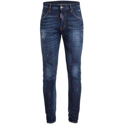 DSQUARED2 dsquared2 Jeans Skater Extra Slim Fit blau